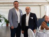 السفير المصرى ببراج سعيد هندام
