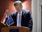 إيفان سوركوش سفير وفد الاتحاد الأوروبى بالقاهرة