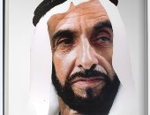 كتاب زايد صقر الصحراء