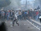 مظاهرات فى إندونيسيا