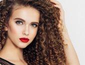 نصائح للتعامل مع الشعر المجعد-أرشيفية