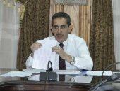 الدكتور طارق راشد رحمى رئيس جامعة قناة السويس