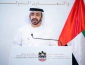 وزير الخارجية الإمارات عبد الله بن زايد