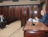 اجتماع لجنة الطاقة بالبرلمان