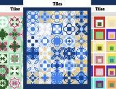 لعبة Tiles