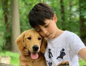 الكلب ومالكه ماكس