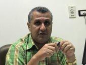 المهندس ناجى إبراهيم محمد، مدير فرع جهاز تعمير سيناء بشمال سيناء،