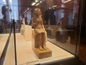 آثار مصرية فى متحف اللوفر