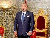 العاهل المغربى محمد السادس