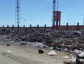 القمامة بحى الصفوة