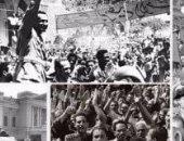 الاحتفالات بثورة يوليو