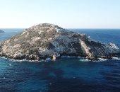 جزيرة فى أبحر أيجه