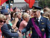 بلجيكا تحتفل بالذكرى الـ75 لتحريرها من الاحتلال الألمانى