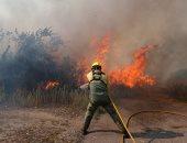 حرائق غابات البرتغال