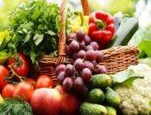 خضراوات وفاكهة - أرشيفية