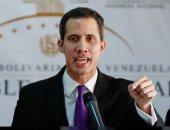 خوان جوايدو زعيم المعارضة فى فنزويلا