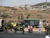 استشهاد فلسطينى برصاص الاحتلال