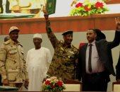 توقيع الوثيقة الدستورية فى السودان