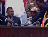 توقيع اتفاق السودان