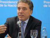وزير الخزانة الأرجنتينى نيكولاس دوخوفنى