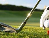 لعب الجولف