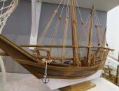 صناعة سفن مصغرة - أرشيفية