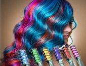 صفات شخصية لصاحبة الشعر متعدد الألوان-أرشيفية