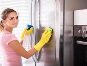 نصائح للتخلص من رائحة الثلاجة الكريهة-أرشيفية