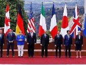 صورة لاجتماع قادة الدول الصناعية فى كندا 2018