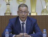 فوزى لقجع رئيس الاتحاد المغربى