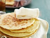 طريقة عمل الخبز اللبنانى-أرشيفية