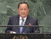 وزير خارجية كوريا الشمالية