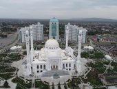 أكبر مسجد بالشيشان