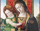 لوحة مادونا وطفلها لبينتوريكيو