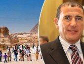 حسام الشاعر رئيس غرفة الشركات السياحية