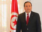 وزير الخارجية التونسى خميس الجهيناوى