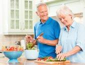 تغذية كبار السن - أرشيفية