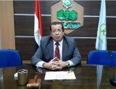 أيمن رضا، الأمين العام لجمعية مستثمري العاشر من رمضان