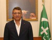 المهندس حمدى قوطة رئيس لجنة الصناعة والتجارة بحزب الوفد