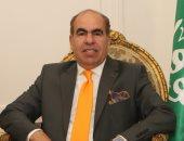 الدكتور ياسر الهضيبى المتحدث باسم حزب الوفد