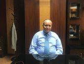 محمد عنارة رئيس شركة صيدناوى بيع المصنوعات