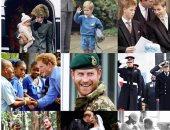 صور مجمعة للأمير هارى