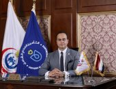 الدكتور أحمد السبكى مدير مشروع التأمين الصحى الشامل الجديد