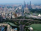 مدينة نانجينغ الصينية