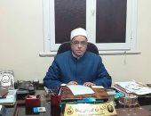 الشيخ طه زيادة، وكيل وزارة الأوقاف بالدقهلية