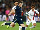 باريس سان جيرمان ضد ريال مدريد