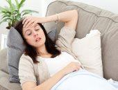 الحمى أثناء الحمل