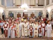 الأنبا باسيليوس فوزى مطران إيبارشية سوهاج للأقباط الكاثوليك