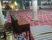 انتهاء أعمال تجديدات وتطوير مسجد سيدى أبوالحجاج الأقصرى