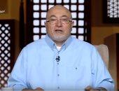 الشيخ خالد الجندى عضو المجلس الأعلى للشئون الإسلامية،